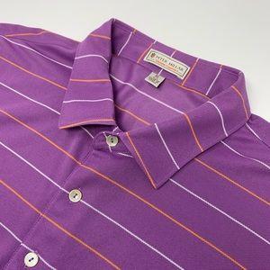 Peter Millar Summer Comfort Short Sleeve Polo